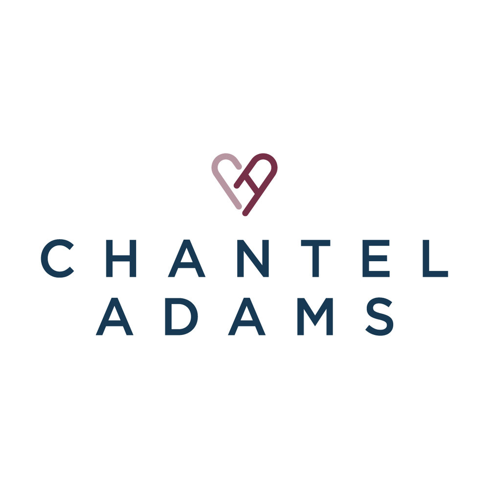Chantel Adams Logo Design