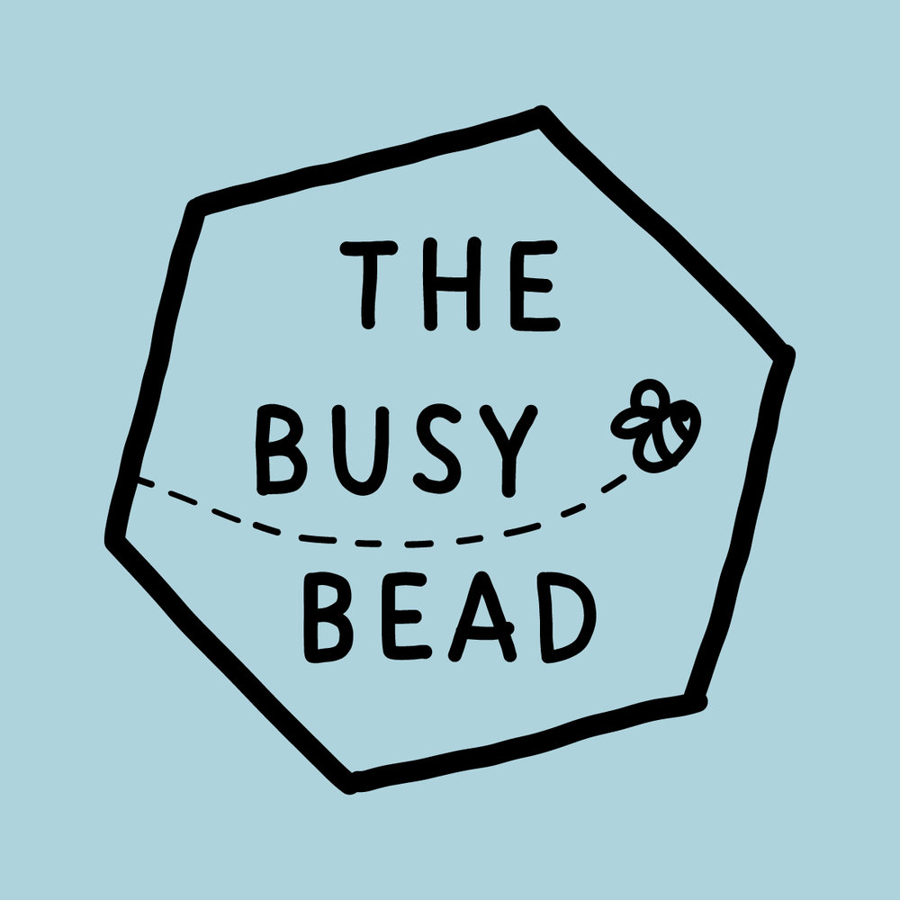 The Busy Bead Logo Design