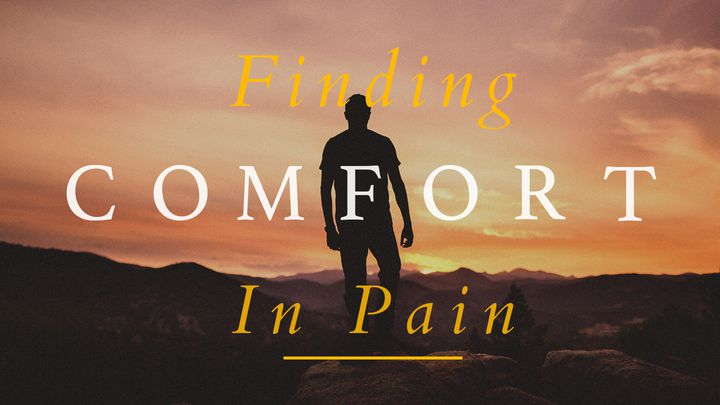 Comfort and pain are as old as the human experience. Yet, we struggle to understand their place in our life and faith. Why do I not feel God's comfort? If He loves me, how could God let this happen? This six-day Bible Plan delves into these questions, their answers in Scripture, and God's place in all of it. Discuss this study with a group of friends. Go to  http://go2.lc/comfort  for discussion questions.