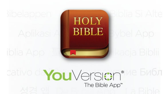 Youversion Bible - Have the Bible with you no matter where you go with this website and free app for your phone or tablet. Also have access to hundreds of devotionals, share verses and notes with friends, and use Youversion Events on Sunday mornings during our messages. The Bible's always with you.