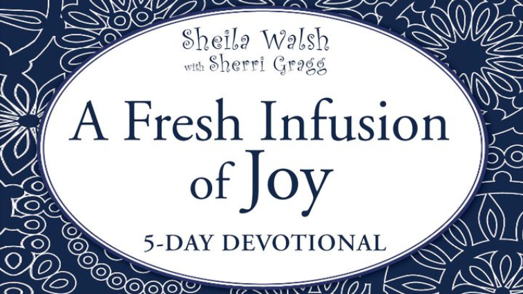 Bestselling author Sheila Walsh invites you to discover daily joy. Through funny and inspiring stories and a powerful one sentence daily takeaway, Sheila reminds us of a variety of sources of daily joy.