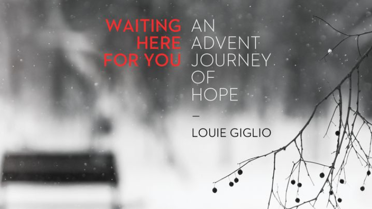 Advent is simply a season of expectant waiting and preparation. Join pastor and author Louie Giglio on an Advent journey to discover that waiting is not wasting when you're waiting on the Lord. Take hold of the chance to uncover the vast hope offered through the journey of Advent. In the next seven days you'll find peace and encouragement for your soul as anticipation leads toward celebration!