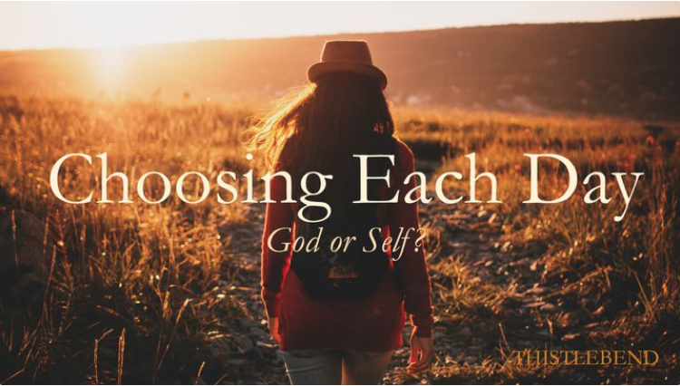 The battle between choosing God or choosing self often begins the moment we wake up in the morning. This plan will present us with a practical step we can take the first thing in the morning to better help us choose each day to trust, follow, and serve the Lord.