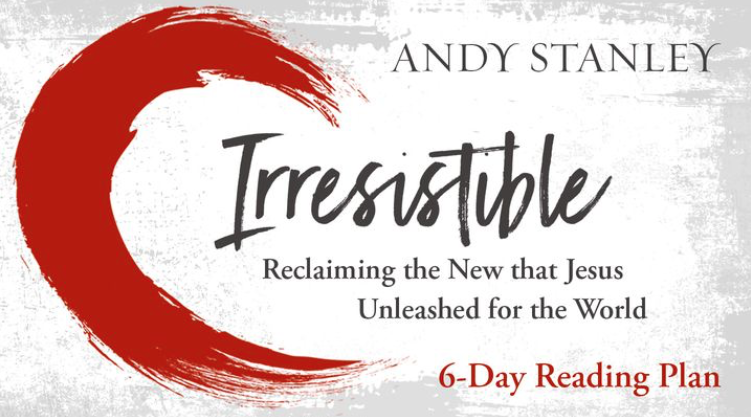 Once upon a time there was a version of our faith that was practically . . . irresistible. In this devotional by Andy Stanley, you'll consider the faith modeled by our first-century brothers and sisters who had no official Bible and no status, yet they initiated a chain of events that resulted in the most significant and extensive cultural transformation the world has ever seen.