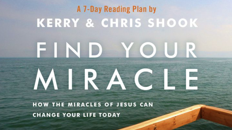 Experience a personal miracle on this 7-day reading plan from Kerry Shook, pastor of Woodlands Church. The miracles of Jesus can change your life today. Join us on this journey and experience the breakthrough only He can provide.