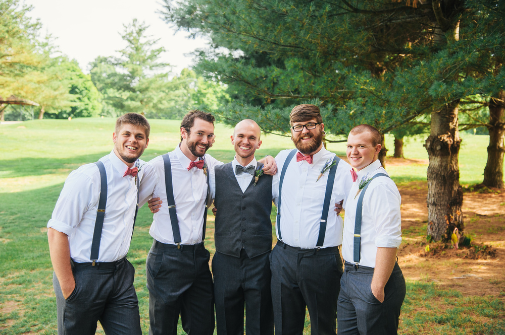 Bowties by Fox and Brie | Photo: Lady and Mister Photographie