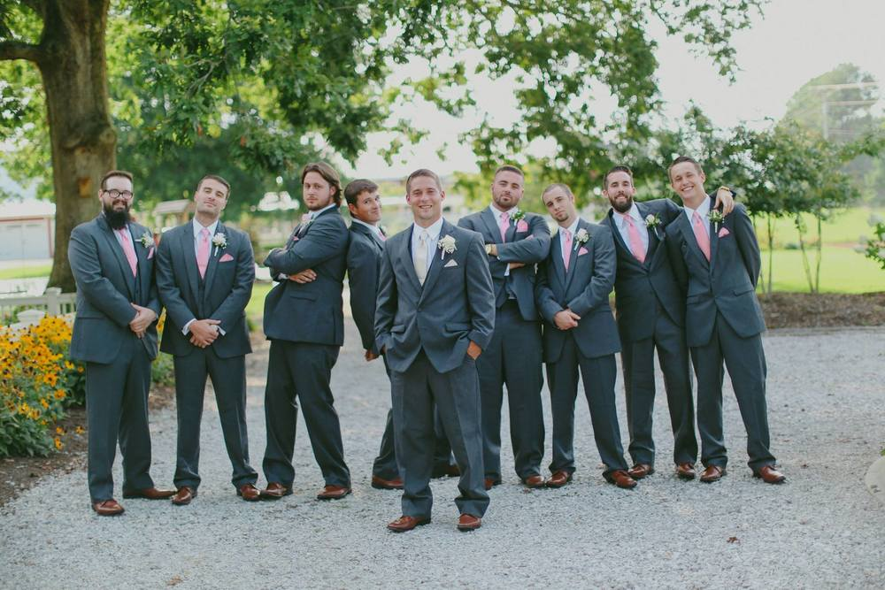 Tuxedos: Allure by Hello Honey  Photography: Mattography