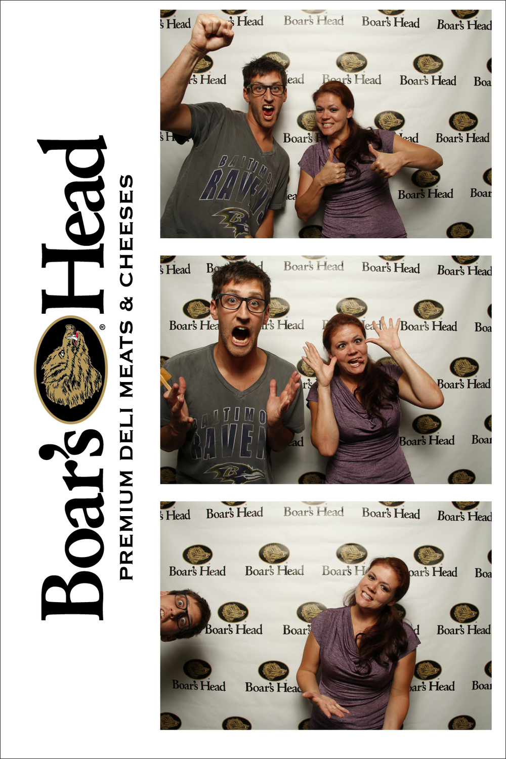 Boar's Head Photo Booth
