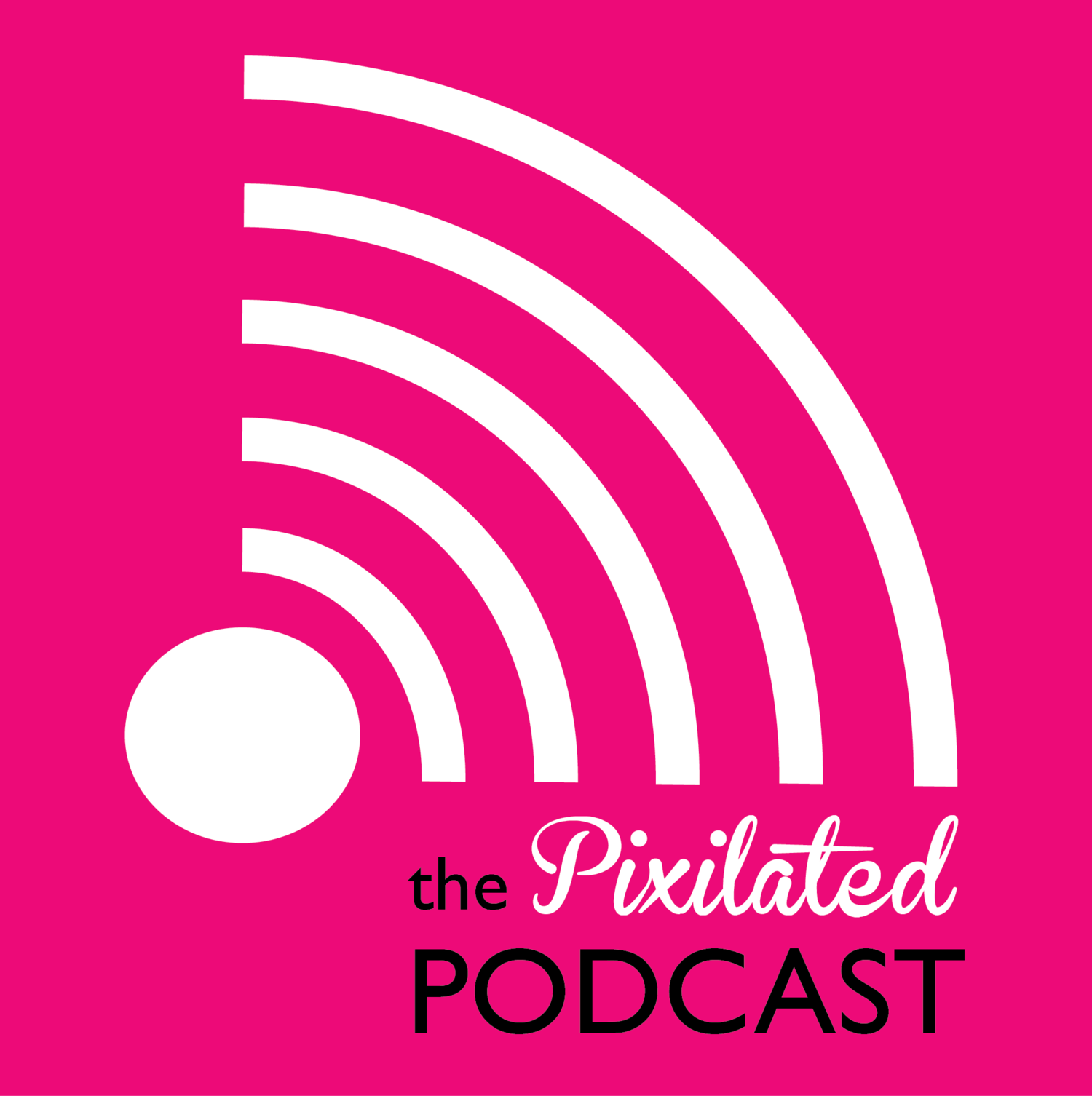 Podcast - Pixilated Photo Booth