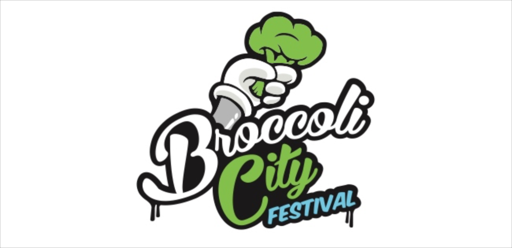 Broccoli City Festival Photo Booth