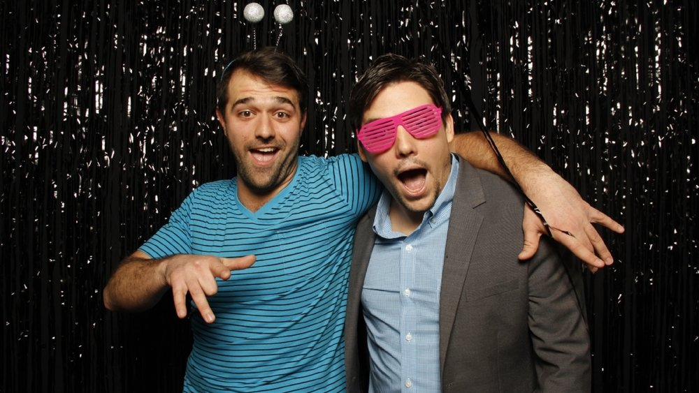 Birthday Party Photo Booths