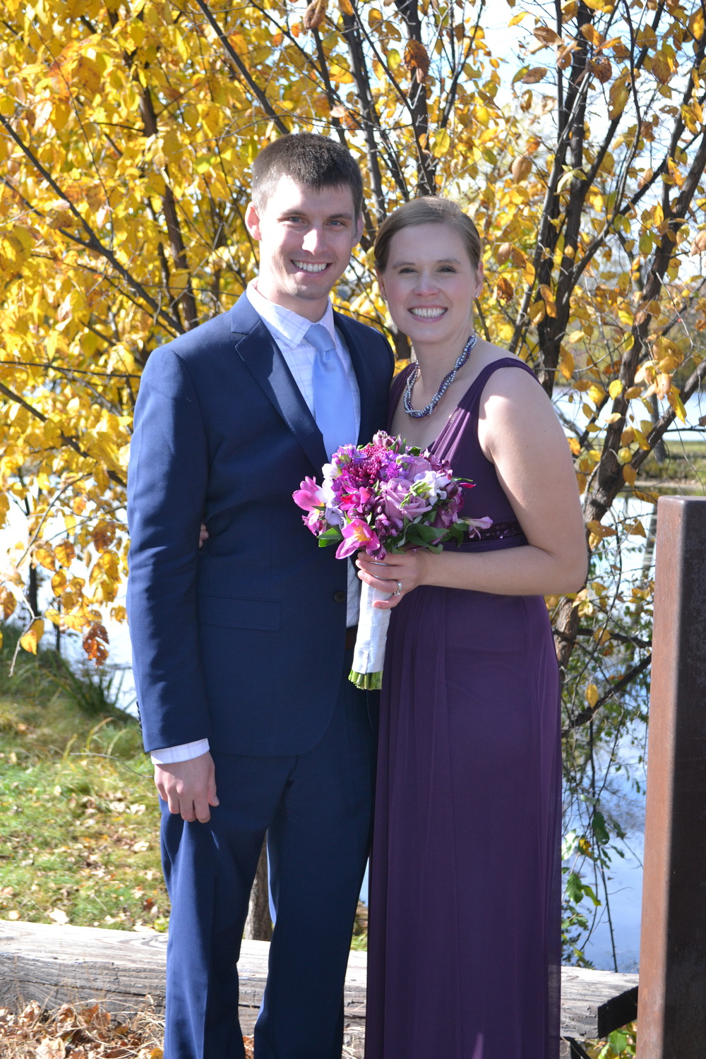 Erica and Shawn's wedding - October 18, 2015