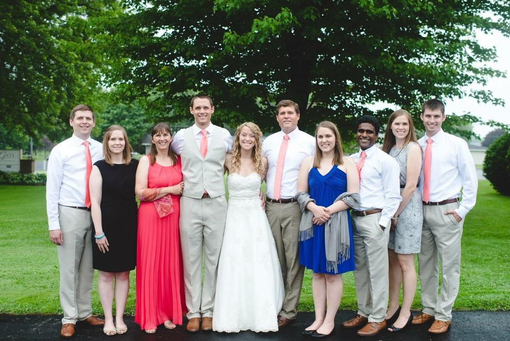 Megan and Jonathan's wedding - June 13, 2015