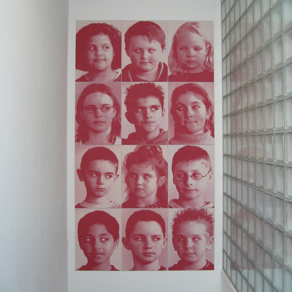 Kunsttoepassing:  Helena van der Kraan