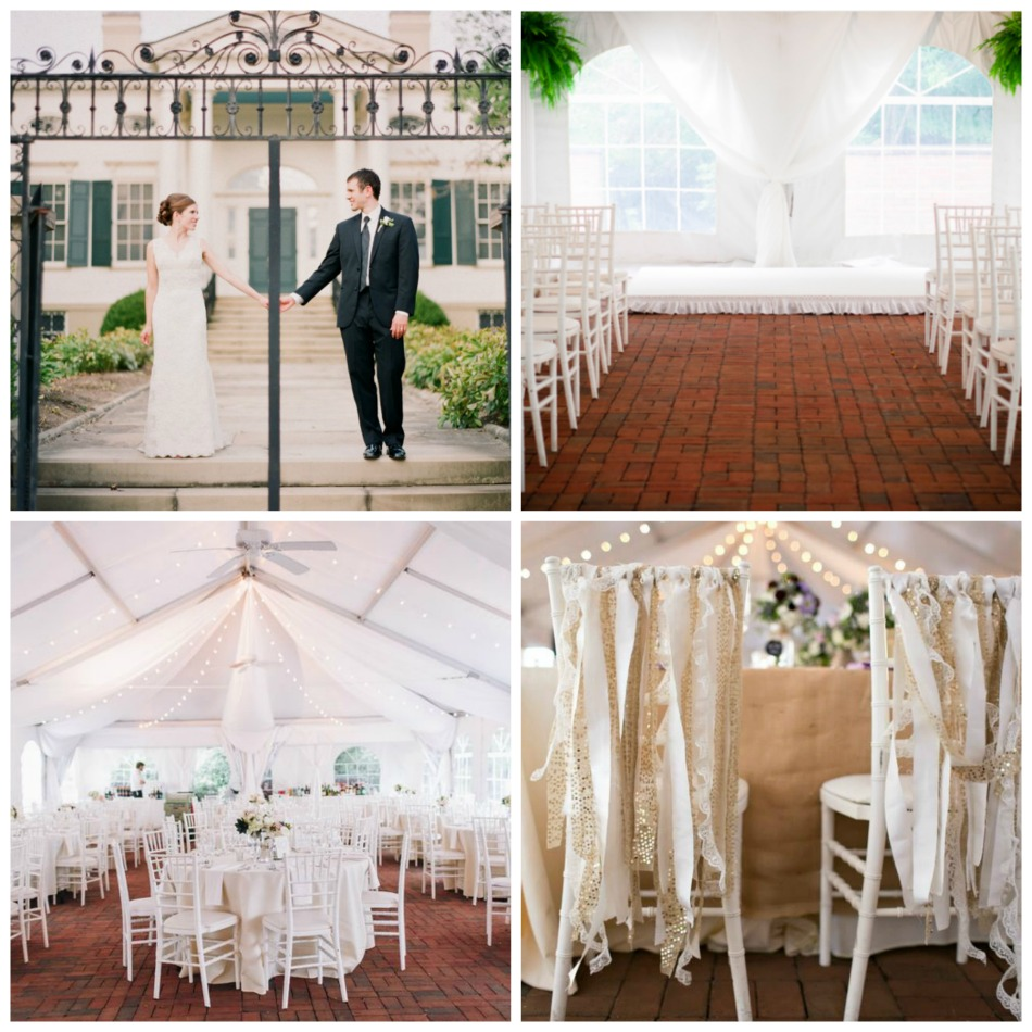 Inspiration from previous Taft Museum weddings