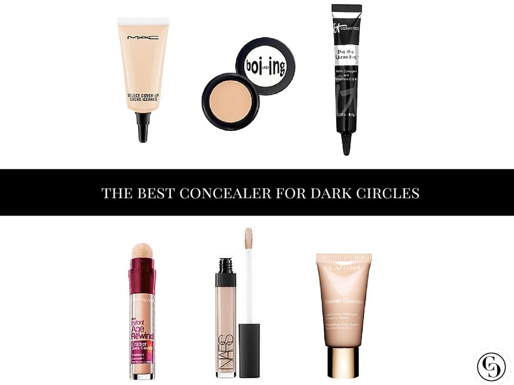 best concealer for dark circles