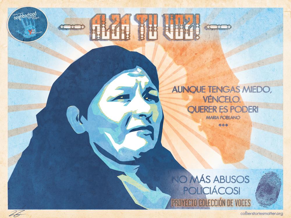 Alza Tu Voz: Maria