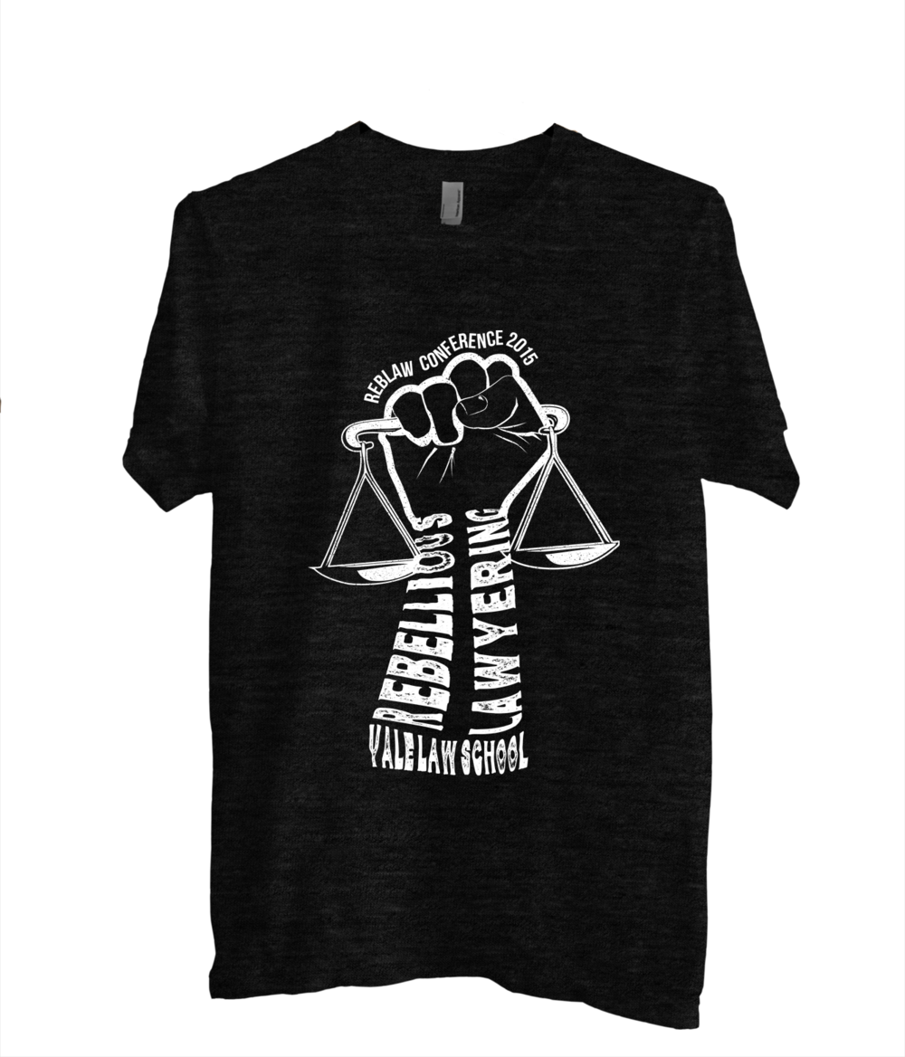Client: RebLaw at Yale Law School  Type: Shirt