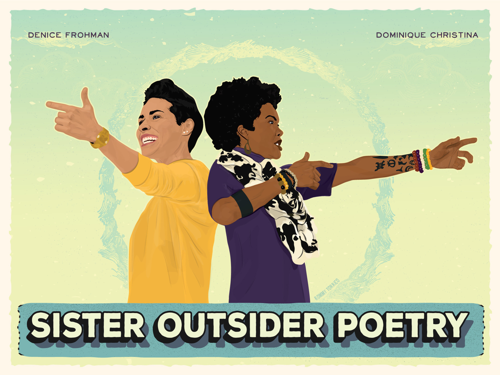 Sister Outsider Poetry