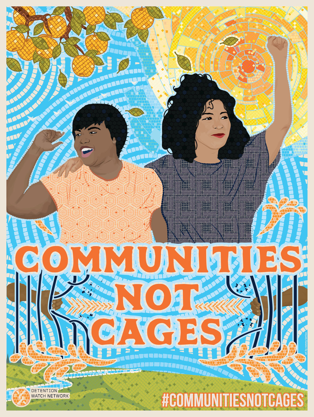 Communities, Not Cages