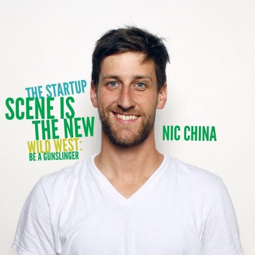 Nicolas China Baltimore Startup Founder