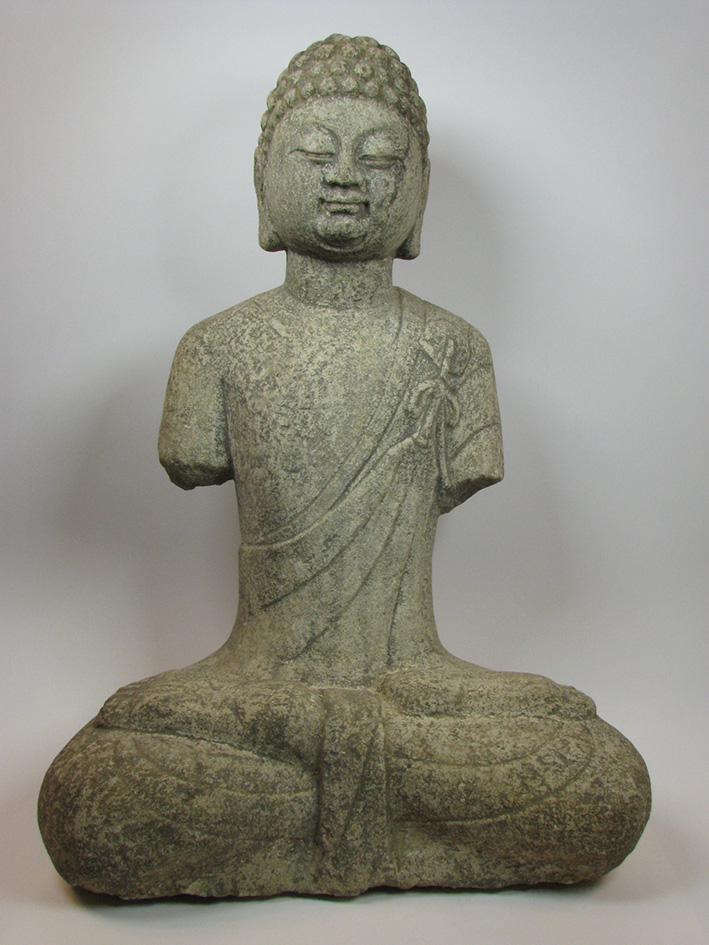 A Tang Dynasty Sculpture of Buddha, c.618-906 AD, 82cm $9,000