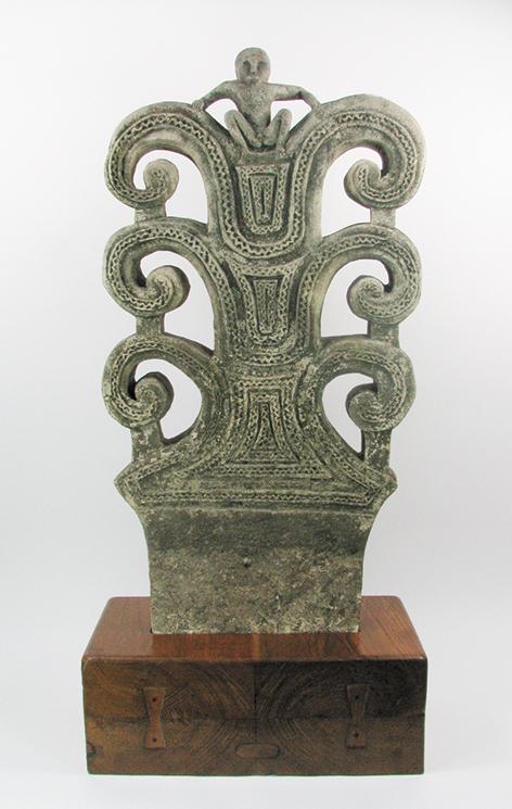 A Sumba Stone Sculpture (penji) 103 x 47cm $1500
