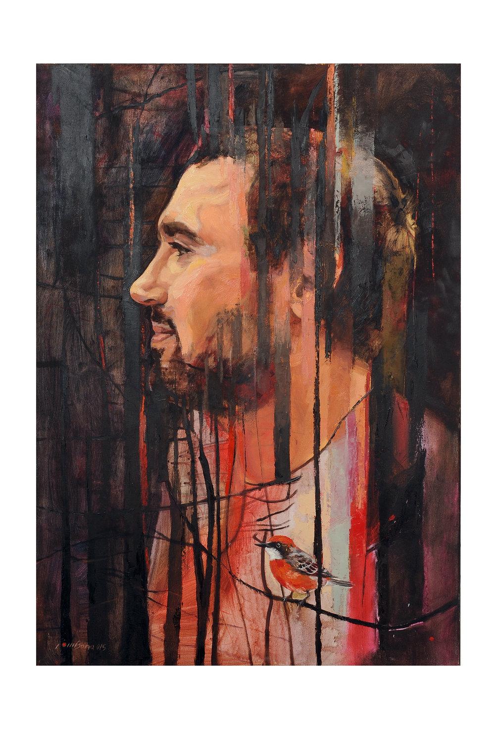 Lot 181: Bana Safar - الفنانة بانه سفر (Syria) 1980 -