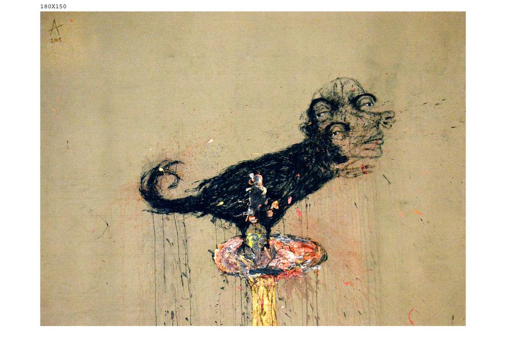 Lot 4: Sabhan Adam - الفنان سبهان آدم (Syria) 1973 -