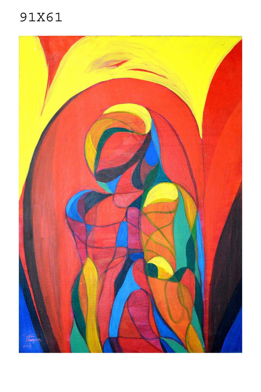 Lot 101: Othman Khuzaim - الفنان عثمان الخزيم (Saudi) 1955 -