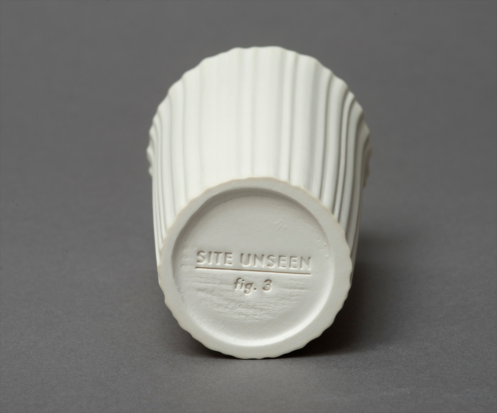 Souvenir tumbler (fig. 3), Site Unseen