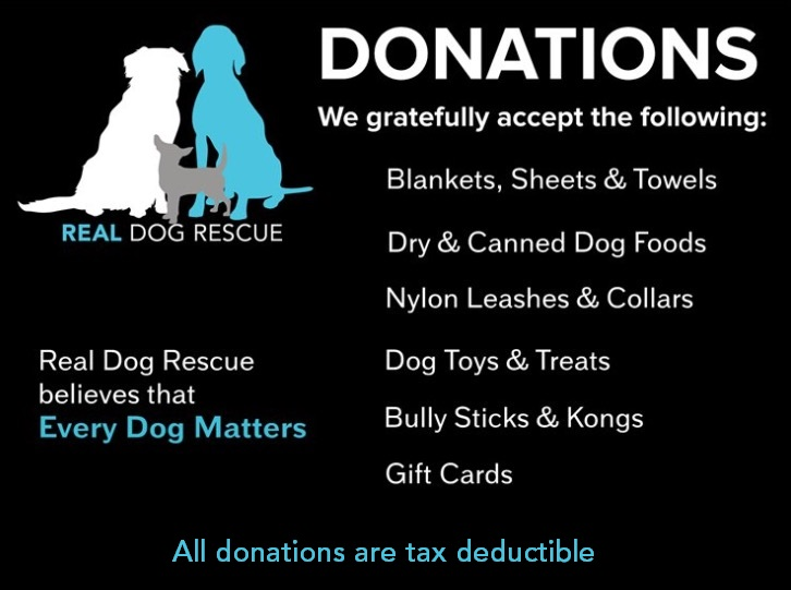 Donations can be dropped off at: Bergen County Veterinary Center    120 Hopper Avenue Waldwick,  NJ 07463