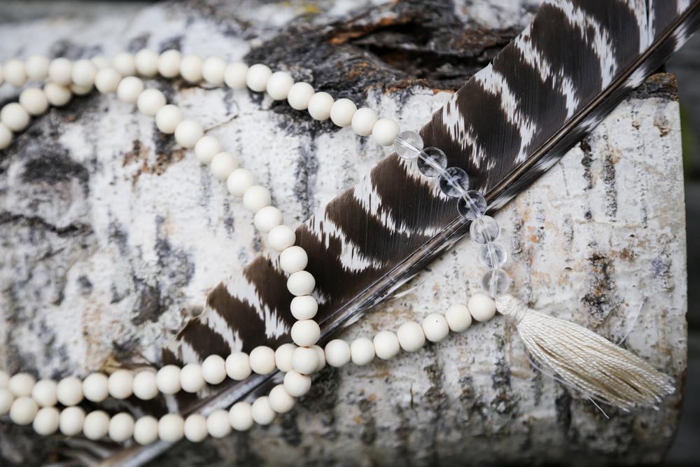Namaste' Mala Prayer Beads