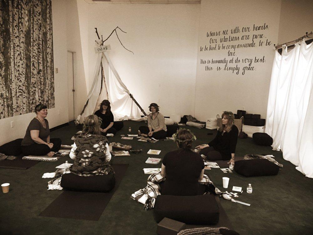Dharma Yoga Studio, Downtown Springfield MA