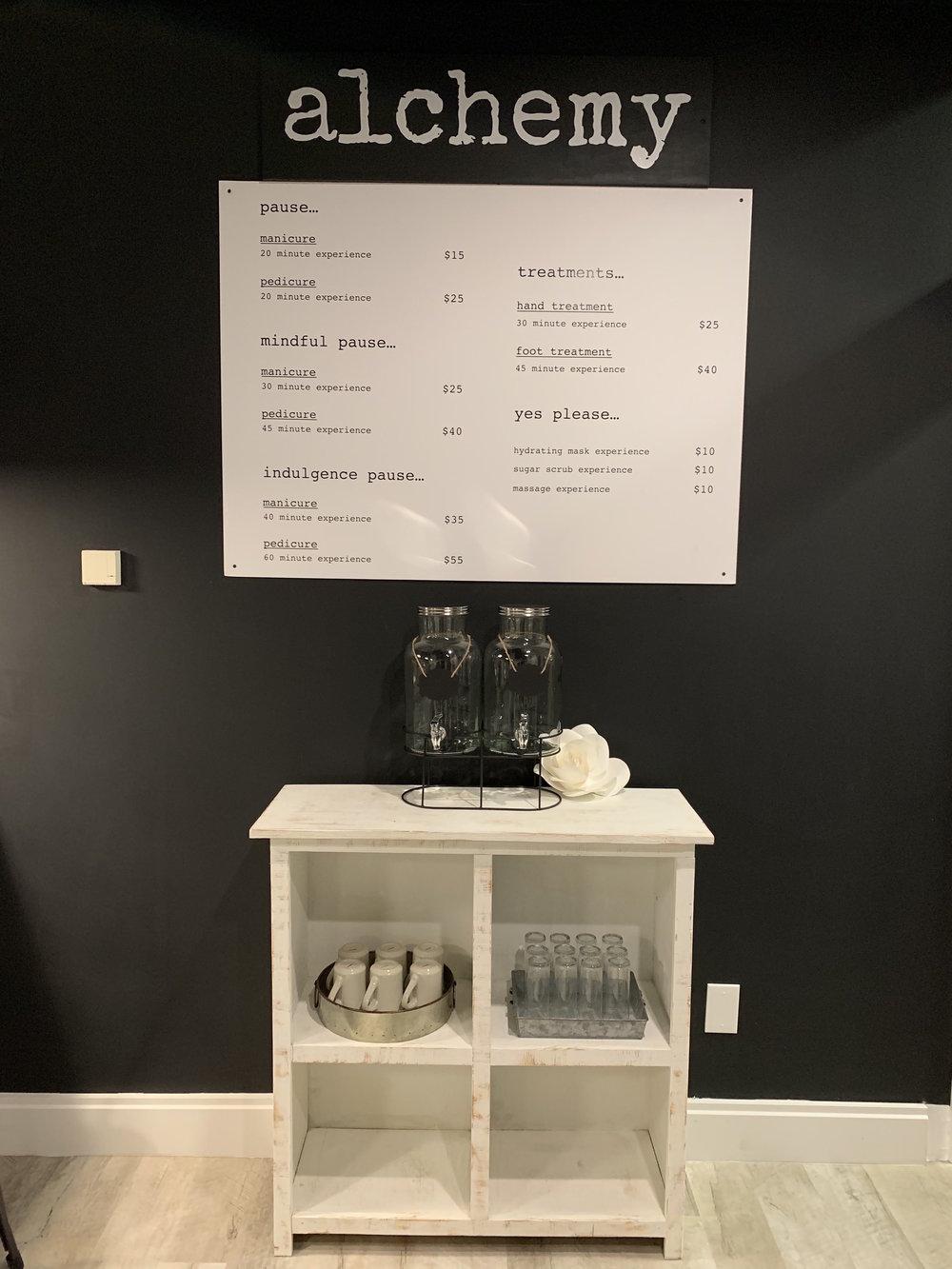 Alchemy refreshment station.jpg