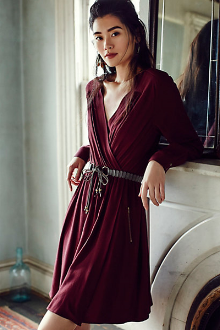 Lene Dress by Maeve at Anthropologie