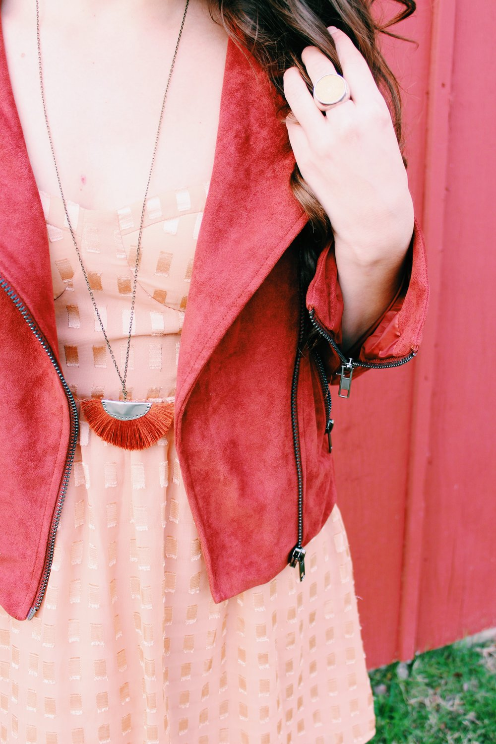 How to Style Your Valentine's Day Outfit
