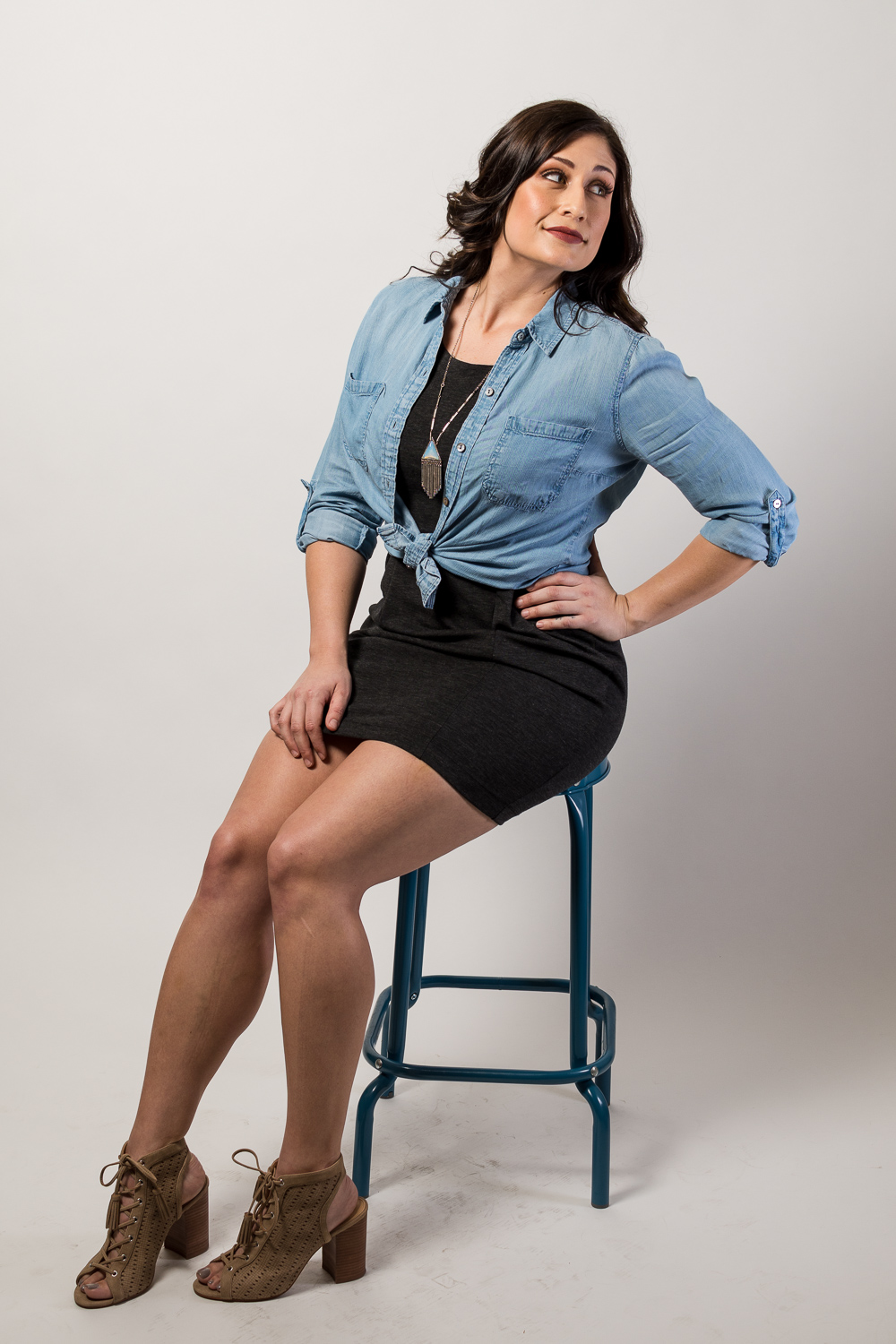 Greer Image Consulting - Women Styled - Raquel Styles An Austin Women For A Tech Company Job