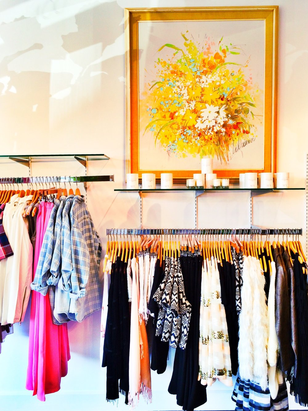 A look inside Beehive Boutique in Westlake