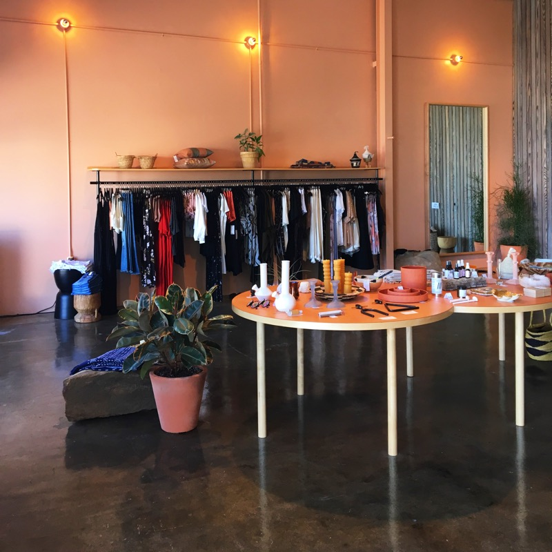 A look inside DYLAN WYLDE on South Lamar
