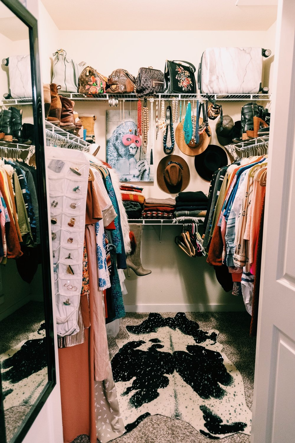 To fully enjoy your style, you need to use 100% of what's in your closet to make outfits that feel authentic and perfectly you.