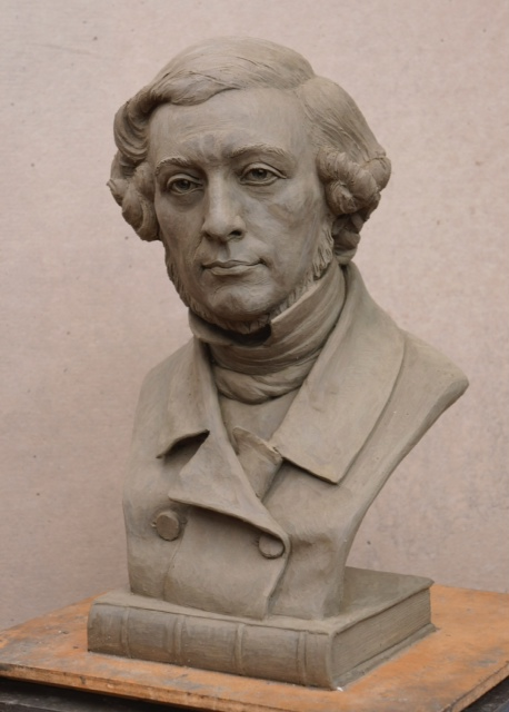 Alexis de Tocqueville, works in progress