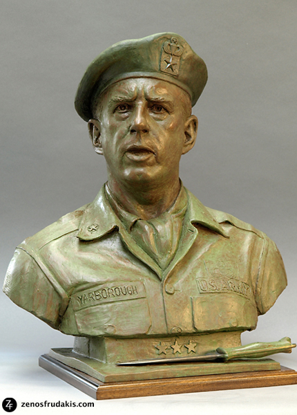 General Yarborough, sculpture collection