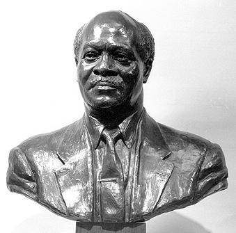 Joseph Coleman, portrait bust