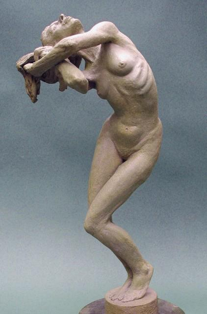 Figure Sculpture, S Shape