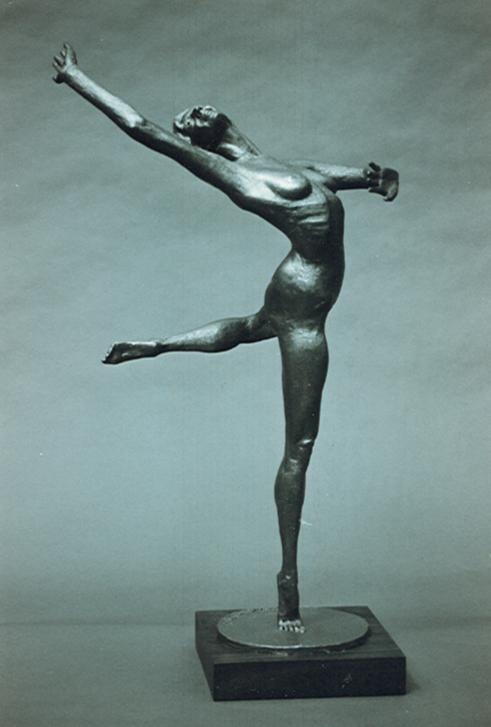 Figure Sculpture, Dancer