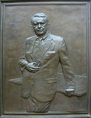 Joseph J. Ruvane, relief sculpture