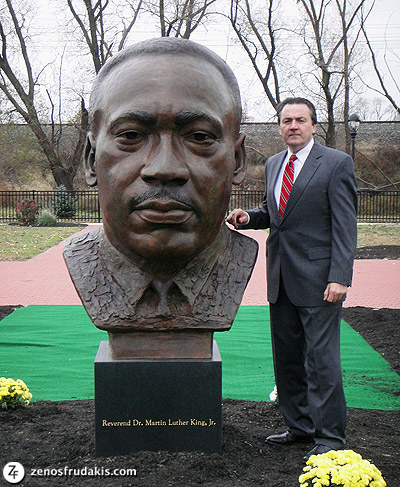 Martin Luther King, Chester, Pennsylvania