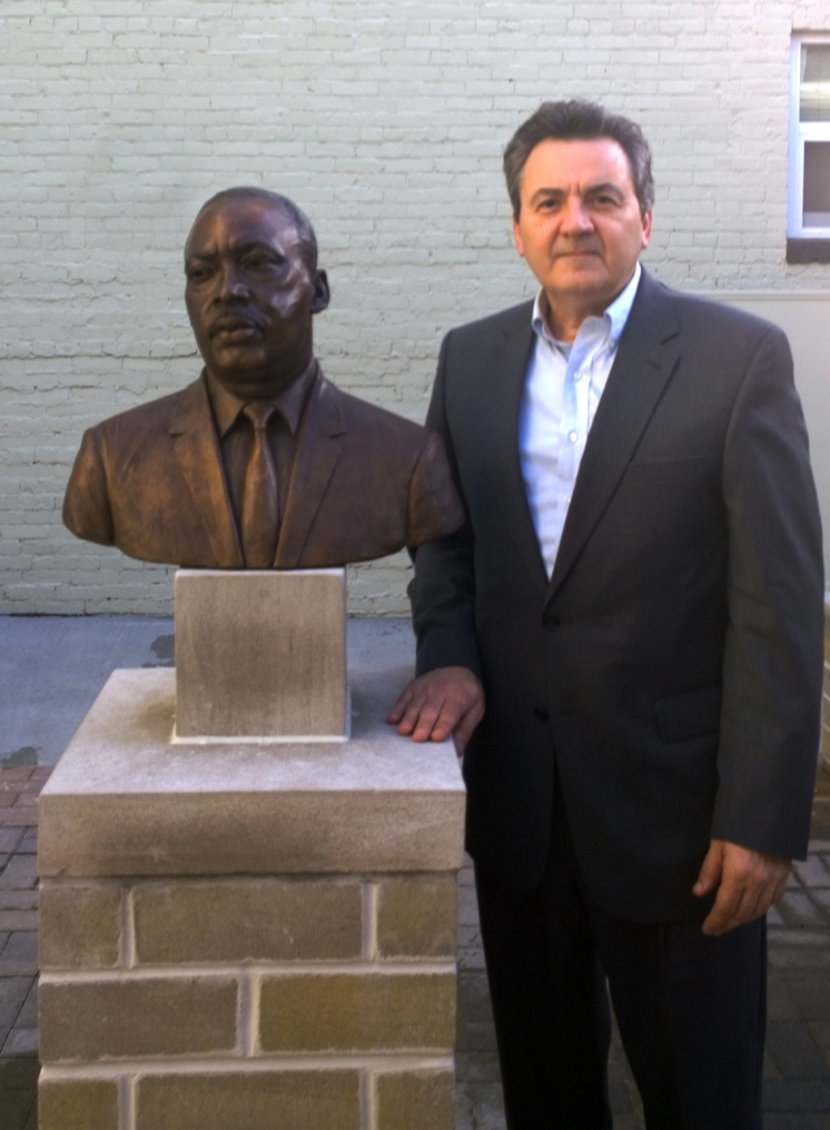 Martin Luther King, Milwaukee, Wisconsin