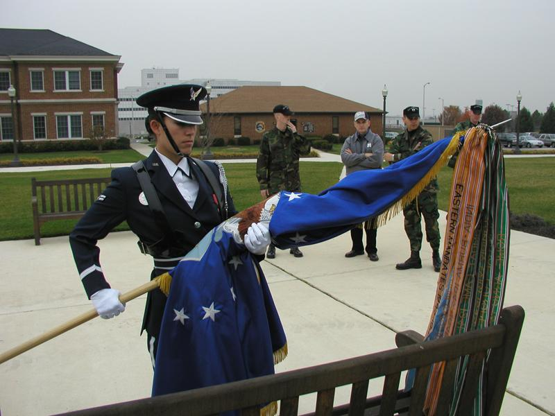 Several visits to Bolling Air Force Base were made possible by the Air Force Memorial Foundation for the purpose of interviewing members of the Honor Guard and watching and photographing them in action.